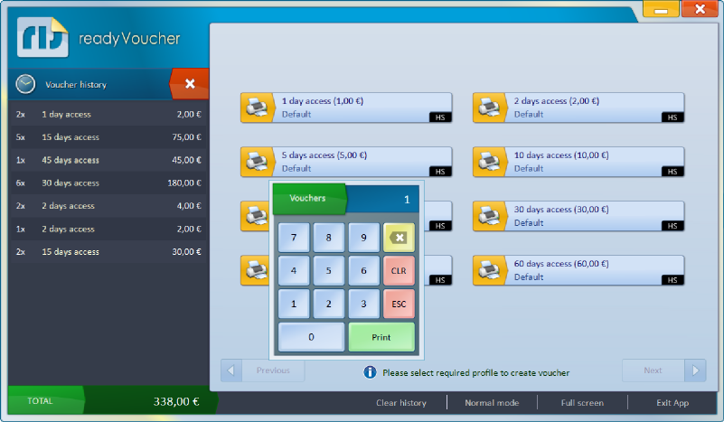 Free hotspot management software for mikrotik