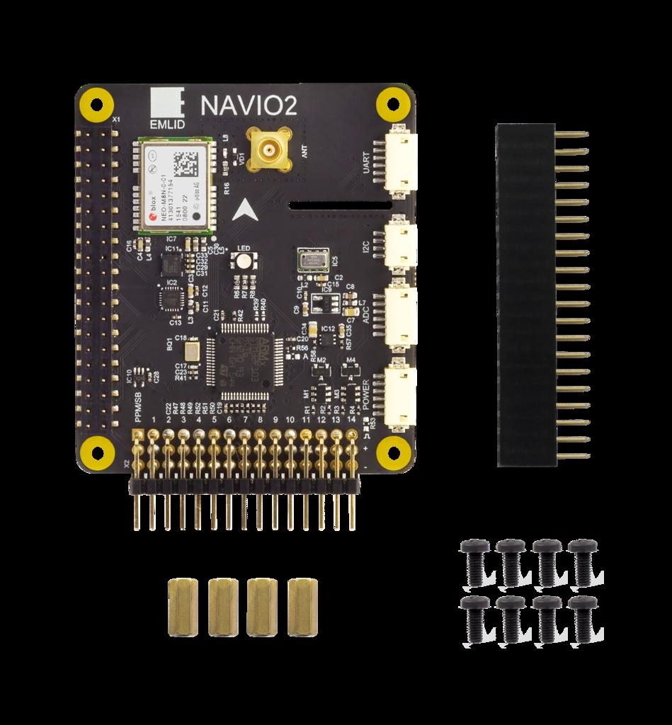 NAVIO2 Linux autopilot for Raspberry Pi