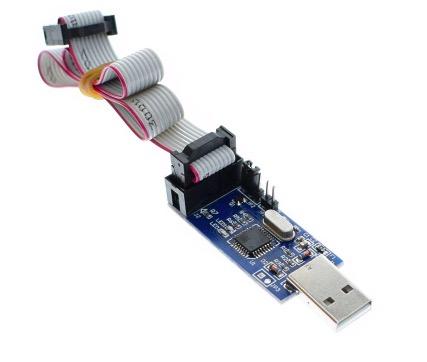 USBASP USBISP AVR Programmer USB ATMEGA8 ATMEGA128 New