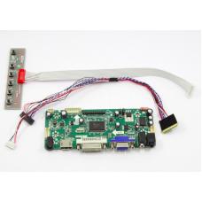 LCD Controller Board Driver kit for B101AW03 HDMI + DVI + VGA M NT68676