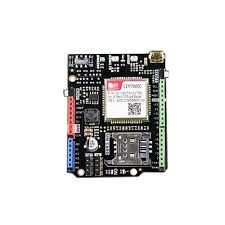 SIM7000C Arduino NB-IoT/LTE/GPRS/GPS Expansion Shield(dfr0505)