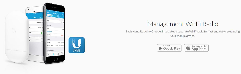 Ubiquiti NanoStation Loco 5AC 5-pack, NS-5ACL-5, 13dBi, 560MHz, 64MB,  25dBm, 1xGigabit, 450+ Mbps
