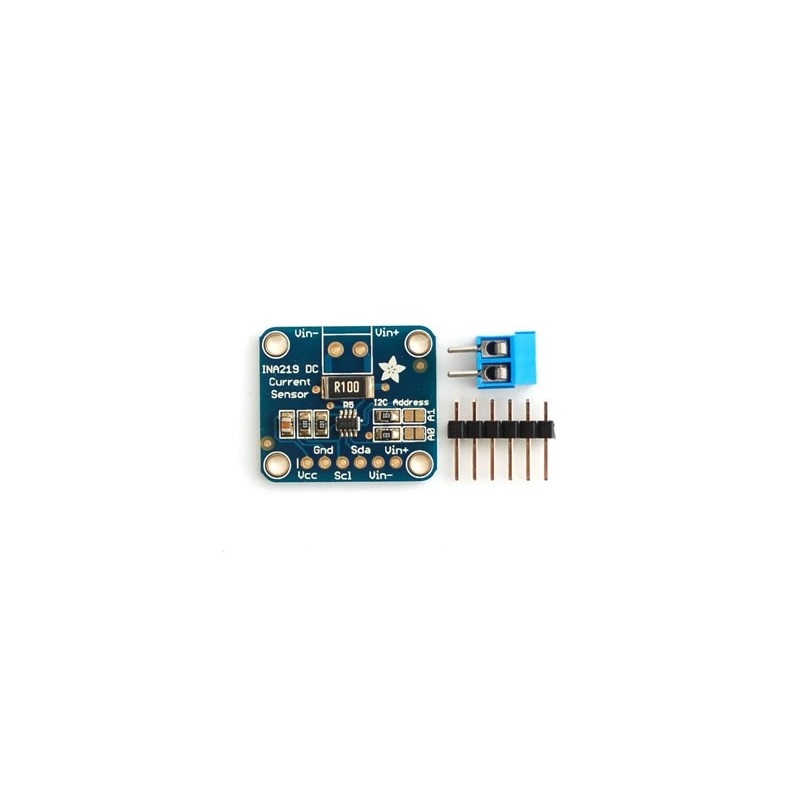 INA219 High Side DC Current Sensor Breakout - 26V ±3 2A Max