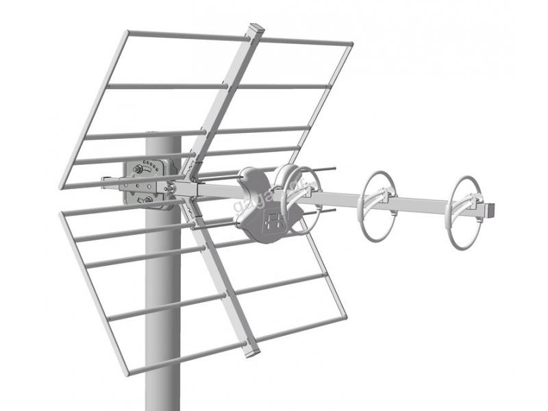 TV & Multimedia :: Terrestrial TV :: UHF-LTE Antennas :: Fracarro ...