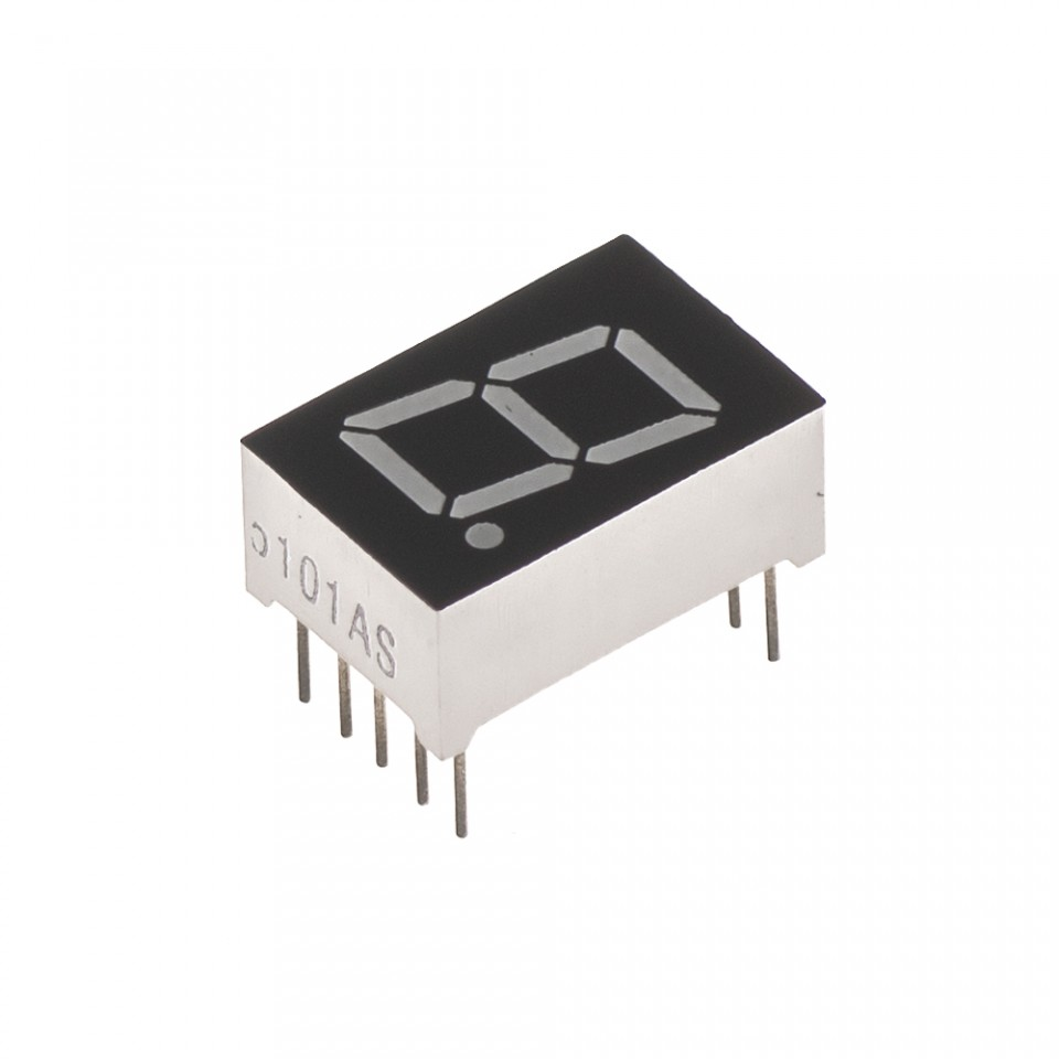 Gr 7 Segment Led Display Ceramic Tile Thermometer Circuit Page 3 Meter Counter Circuits Nextgr 05 Inches 1 Digit Segments