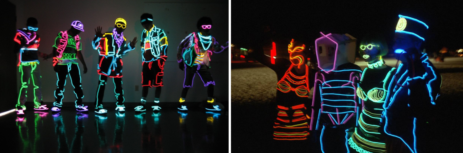Exelent Electroluminescent Wire For Clothing Ideas - Electrical and ...