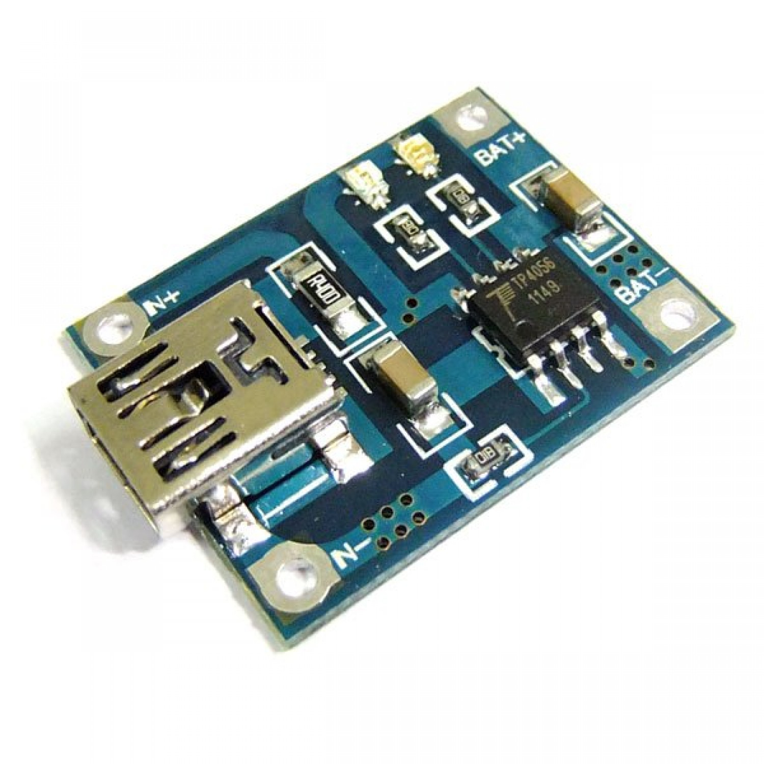 tp4056 5v   1a mini usb lithium battery charging module