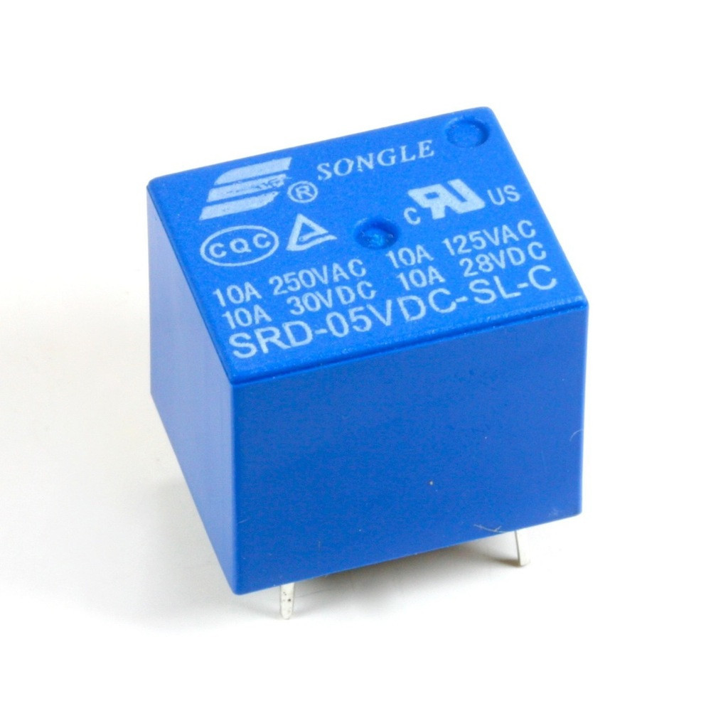 songle relay 5pin 5v 10a for arduino t73 srd 5vdc sl c hr0301