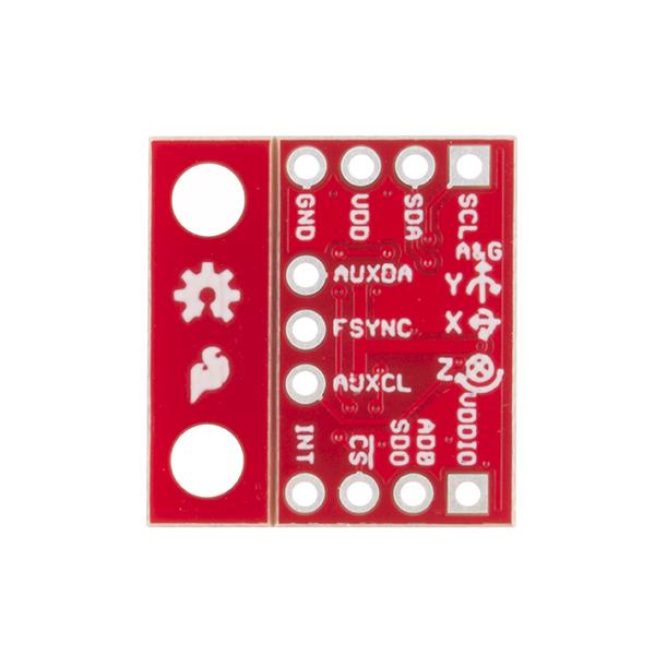 IMU Breakout - MPU-9250 (SEN-13762)