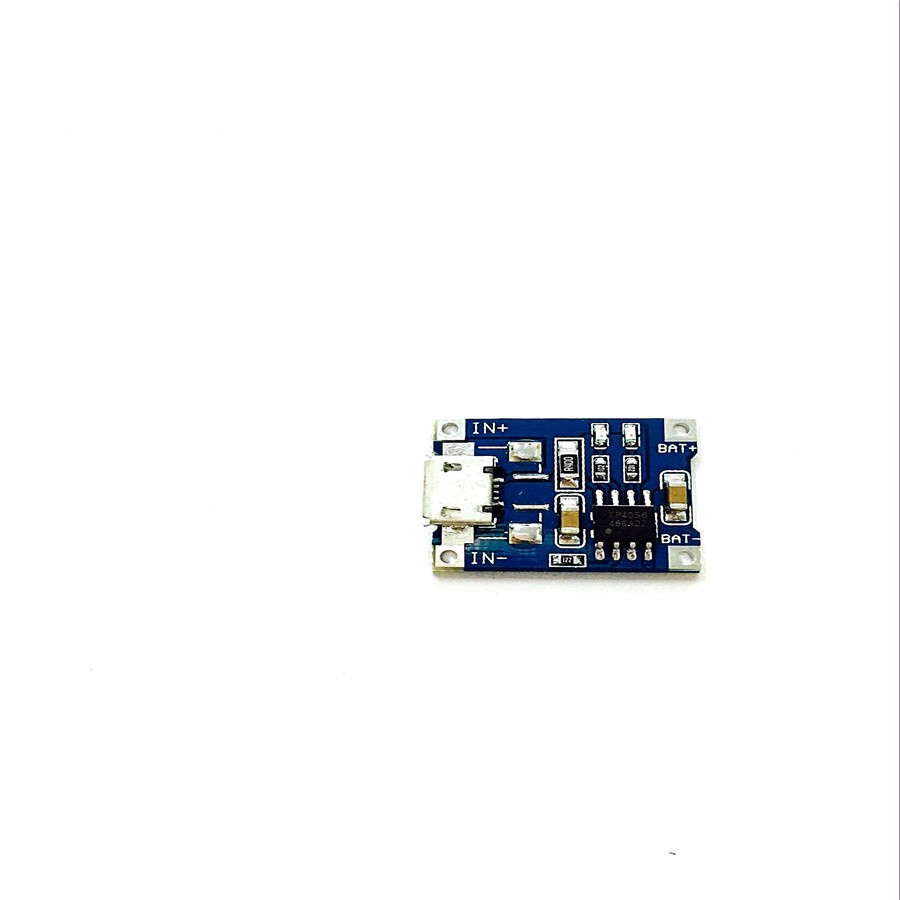 Tp4056 1a Rechargeable Charging Board Charger Module Lithium Battery Ion Circuit Plates Micro Usb Interface