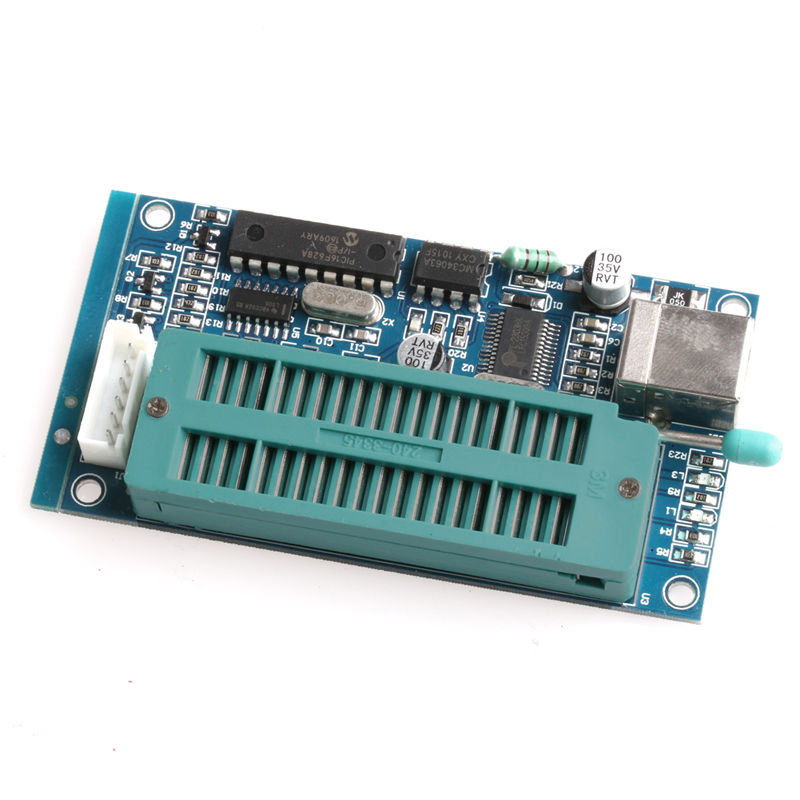 SET USB PIC Automatic Programming Develop Microcontroller Programmer K150  ICSP Cable